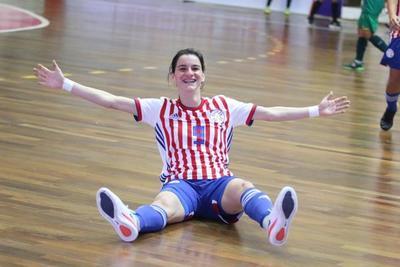 Paola Brítez, la paraguaya que figura entre las mejores del mundo
