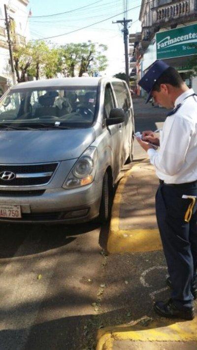 Cepo a funcionarios del Ministerio de Justicia en Villarrica