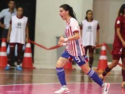 Paraguaya es de las mejores del mundo y este gol lo demuestra