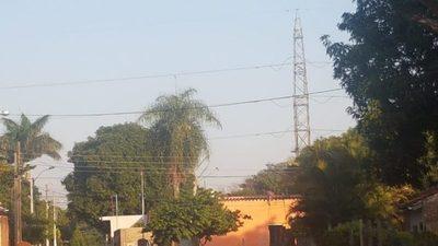 Atención: Zonas de San Lorenzo que estarán algunas horas sin energía eléctrica