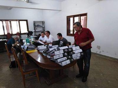 En maratónica sesión, concejales aprueban rendición de cuentas en Alto Paraguay