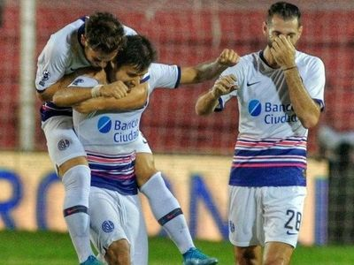 Triplete made in Paraguay