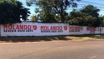 Políticos de Alto Paraná violan código electoral
