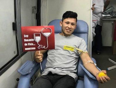 Urgen donantes de sangre y plaquetas en Clínicas