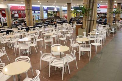 Shoppings anuncian cierre por tiempo indefinido