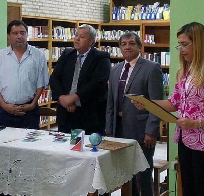 """Presentaron el libro """"Las huellas del Fray"""""""