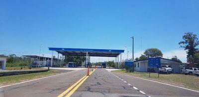 Yacyreta: Cierre total del paso fronterizo entre Ayolas e Ituzaingó