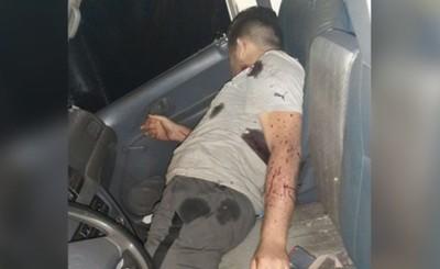 Volvía de jugar al fútbol y fue asesinado por sicarios