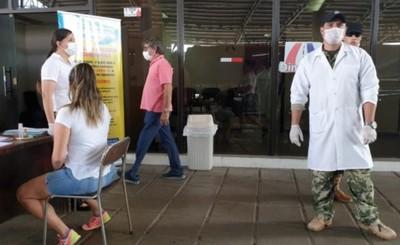 Medio centenar de personas detectadas con fiebre en Zona Primaria