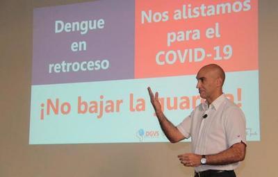 Salud confirma un caso más de coronavirus y ya son 9