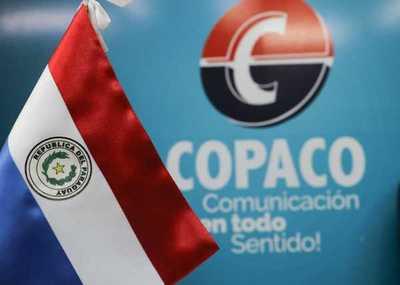 Copaco recepciona documentos a través de medios digitales
