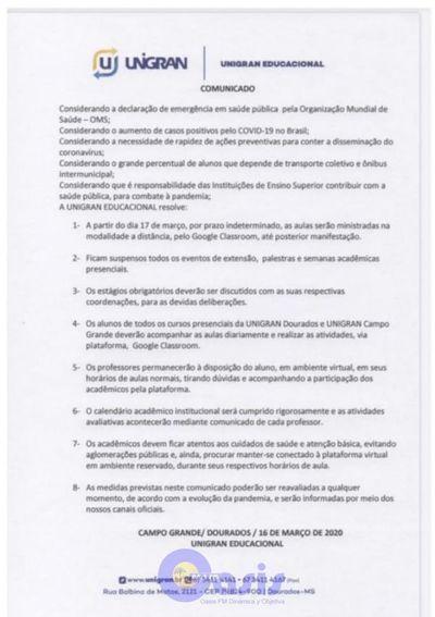 CONFIRMAN CORONAVIRUS A 100 KILOMETROS DE PJC