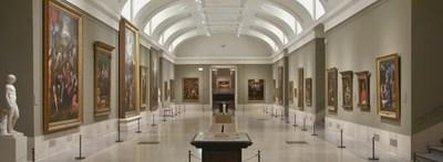 ¡Visita museos sin salir de tu casa!