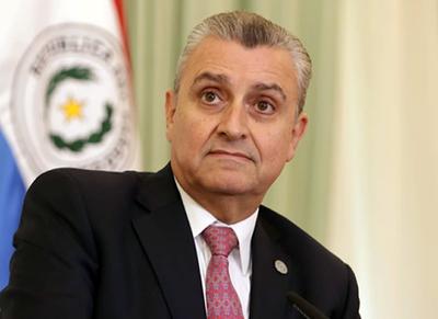 Villamayor no cumple cuarentena y expone a todo Palacio de Gobierno