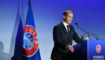 La UEFA pospone la Eurocopa hasta el verano de 2021