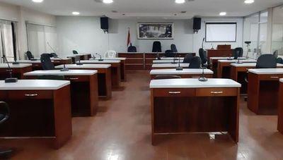 Coronavirus: concejales suspenden sesiones