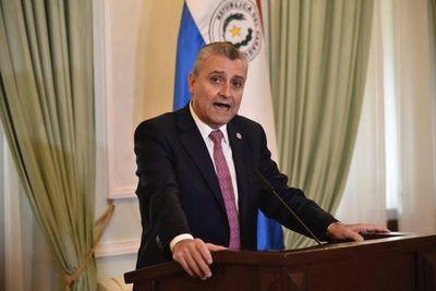 Villamayor dijo haber regresado al país antes de protocolo de cuarentena