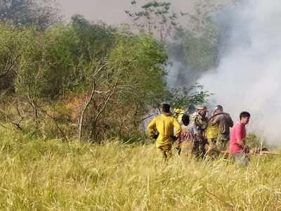 Articularán acciones para evitar la propagación de quemazones e incendios en pastizales