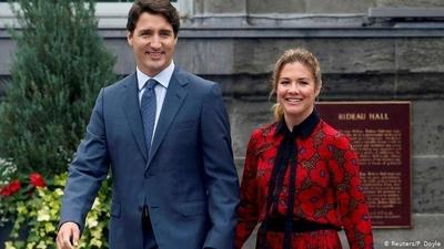 HOY / La esposa de Trudeau sospechosa de contagiar el COVID-19 al actor Idris Elba