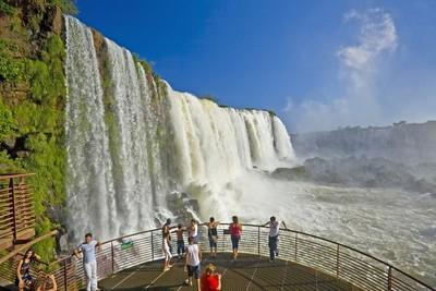 CATARATAS del Yguazú CERRADA por coronavirus