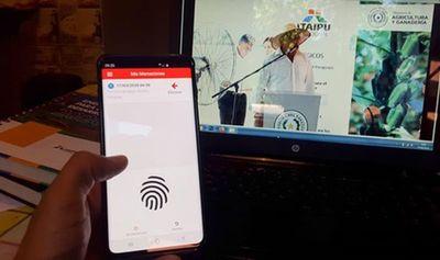 Itaipú desarrolla aplicativo para facilitar el trabajo a distancia