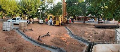 Yacyretá construirá tres pozos para asegurar provisión de agua en Luque y Lambaré