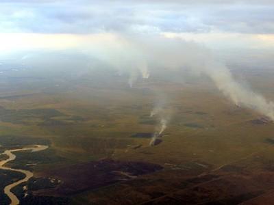 Sobre quemazones: 'ya no podemos suponer que es por la seca', afirman