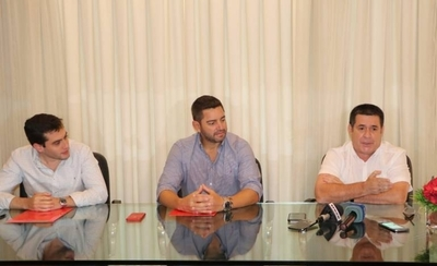 """HOY / """"Que el partido sea herramienta de oportunidades para todos los paraguayos"""", afirma HC"""