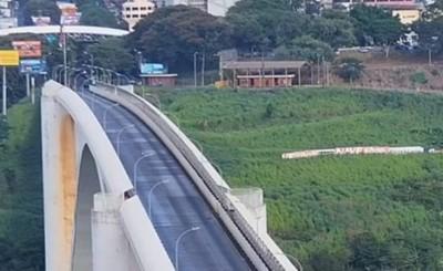 Paso por el Puente de la Amistad es restringido desde hoy