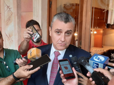 Médico lamenta el ejemplo que da el ministro Villamayor