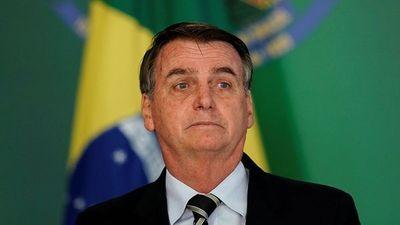 """Bolsonaro asegura que """"hay cierta histeria"""" en la preocupación de Abdo Benítez por la frontera seca de Pedro Juan Caballero"""