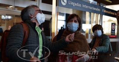 Perdió viaje por coronavirus: «Pensé en mis padres antes que lo económico»