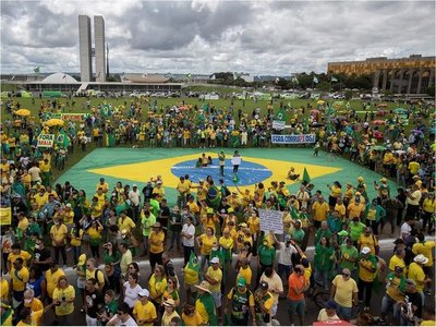 Brasil confirma otras dos muertes por Covid-19 en el estado de Sao Paulo