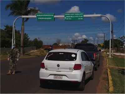 Frontera seca pone en peligro al Paraguay por inacción de Brasil