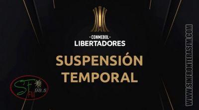 Sin Libertadores ni Sudamericana hasta mayo