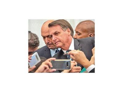 Llueven críticas en el Senado hacia el presidente del Brasil