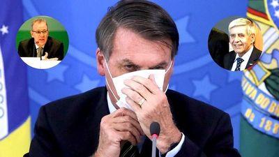"""Bolsonaro pidió declarar el """"estado de calamidad"""""""