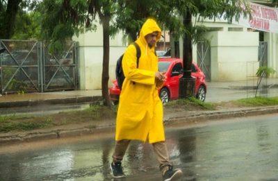 Meteorología anuncia alerta de lluvias para nueve departamentos