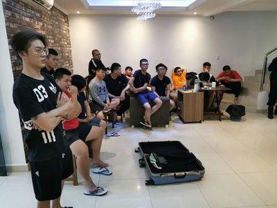 Taiwaneses ingresaron legalmente antes de la prohibición y no tienen síntomas