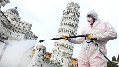 Coronavirus en el mundo: En Italia mueren 475 muertos en 24 horas