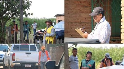 Funcionarios del MOPC realizan censo sin cuidados