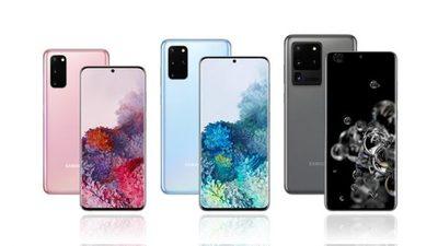 Samsung Paraguay inicia la venta de los nuevos Galaxy S20 de manera online