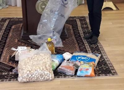 Covid-19: Primero una reunión entre autoridades y luego iniciarán entrega de kits de alimentos