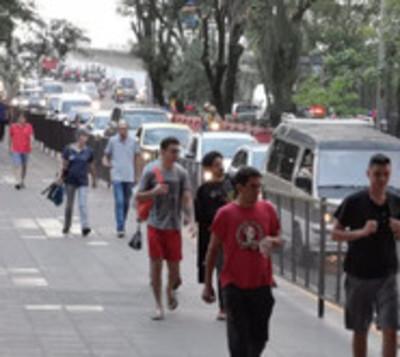 Foz de Yguazú en estado de emergencia por 30 días
