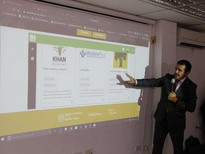 MEC lanza herramienta en la que se darán clases virtuales a nivel país