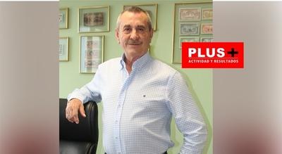 """Pedro Balotta: """"Queremos ser protagonistas en el desarrollo económico del país"""""""