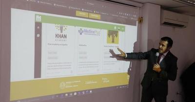 MEC presentó plataforma virtual para clases desde casa