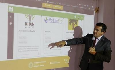 HOY / MEC lanza plataforma para que alumnos tengan clases virtuales durante pausa por COVID-19