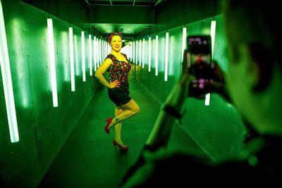 Primer museo interactivo de selfies