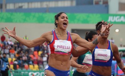 Camila Pirelli palpita con los JJ.OO. a pesar del COVID-19